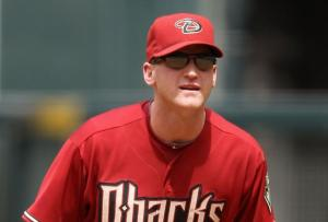 Lyle Overbay will try to make the team out of Spring Training.